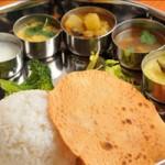 南インド料理 葉菜 (hana)